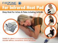 Far Infrared heat pad