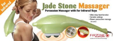 Jade massager