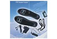 FIR heated Insoles